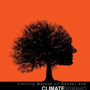 Training manual on gender and climate change