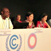 Men and Women Taking Action on Gender Equality and Climate Change: How Far Have We Come?