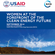 Women at the Forefront of the Clean Energy Future
