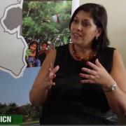 Entrevista a Lorena Aguilar sobre género y conservación