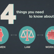 Four Things You Need to Know about Women, Work and the Economy