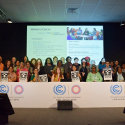 On our way to Bonn—and one step closer to a gender-responsive climate change agreement?