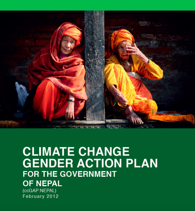 Nepal ccGAP