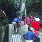Experiencia de inclusión de género en la implementación de la microcentral hidroeléctrica comunitaria Batzchocolá, Nebaj, Quiché, Guatemala