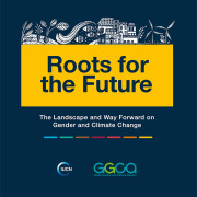 GGO launches a suite of new products on gender & climate change