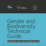Gender and Biodiversity Technical Guide