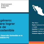 Igualdad de género: Condición para lograr los Objetivos de Desarrollo Sostenible