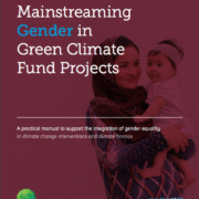 Mainstreaming Gender in Green Climate Fund Projects