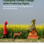 Delivering on the Paris Promises: Combating Climate Change while Protecting Rights