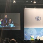 Statement to the COP23 SBI on the UNFCCC Gender Action Plan
