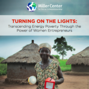 Turning on the Lights: Transcending Energy Poverty Through the Power of Women Entrepreneurs