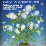 Women, energy and economic empowerment