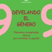 Serie Hacia la Equidad: Vol. 9. Develando el género: Elementos conceptuales básicos para entender la equidad