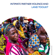 Intimate Partner Violence and Land Toolkit (USAID)