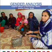 Gender Analysis – Coastal Villages of Keti Bunder, Sindh