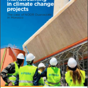 Gender mainstreaming in climate change projects – The case of Noor Ouarzazate in Morocco